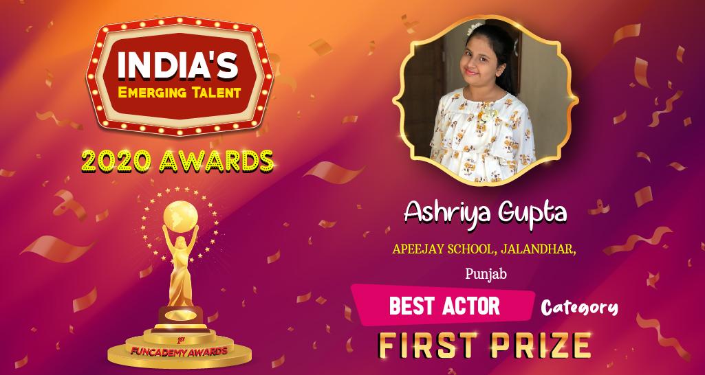 <b>BEST ACTOR - WINNER</b>