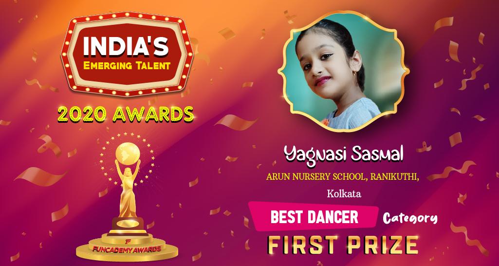 <b>BEST DANCER - WINNER</b>